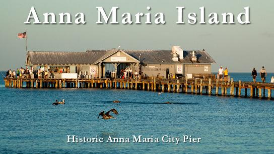 Nearby Historic Anna Maria City Pier