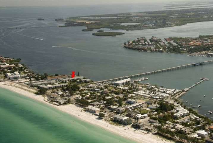 Aerial view of Gulf Watch