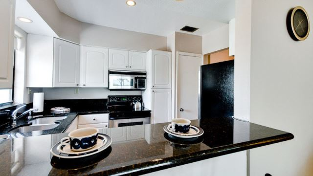 Kitchen- come entertain and enjoy