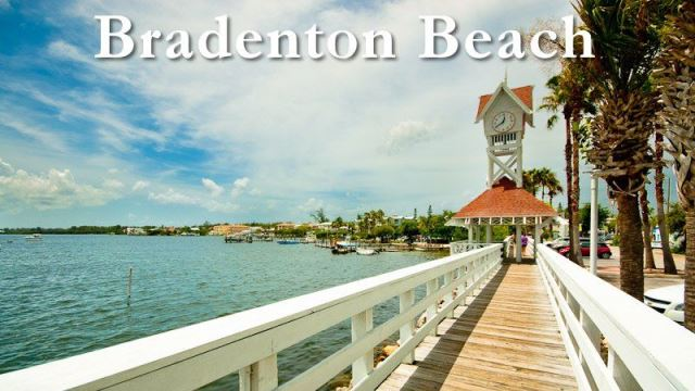 Historic Bradenton Beach Pier