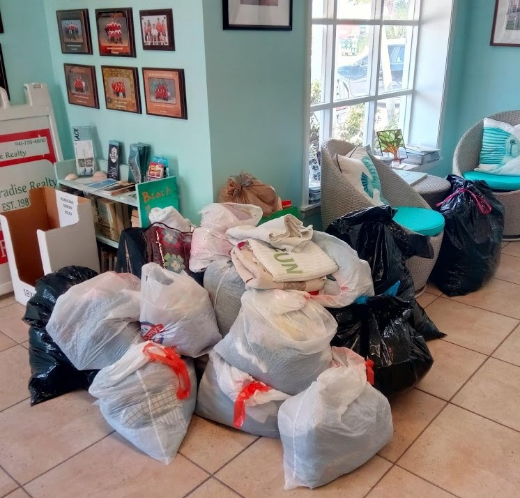 Donations for Hurricane Dorian