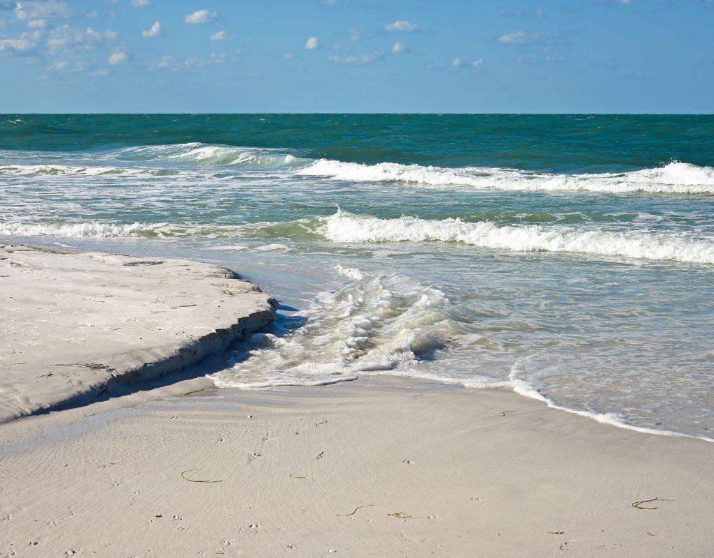 manatee beach anna maria island florida