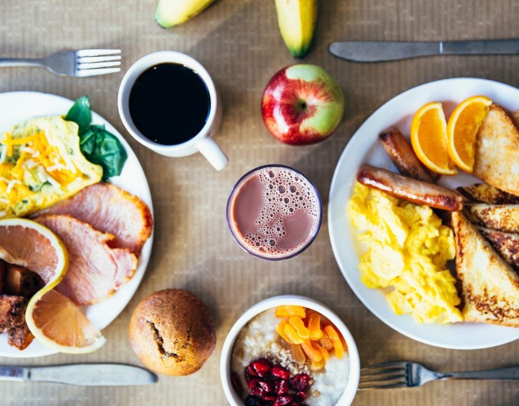 breakfast anna maria island