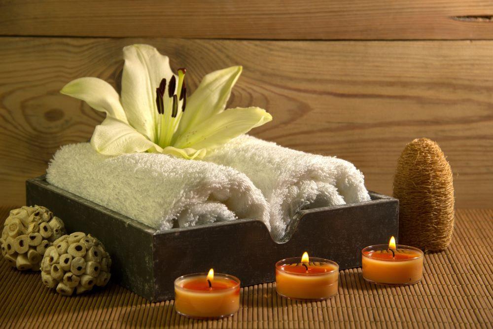 spa décor